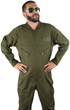 Flight Suit Cotton/Poly - Olive Drab