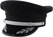 Airline Captain's Cap - Silver