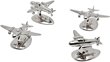 Airplane Placecard Holder - Set of 4