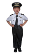 Youth Airline Pilot Costume