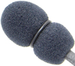 Mic Muff for Telex Airman 750 / ANR 500 and 5 x 5 Pro III Headsets