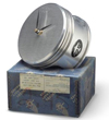Jacobs Radial Engine Desk Clock