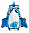 Airplane Rolling Luggage / Backpack