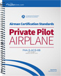 Airman Certification Standards: Private Pilot Airplane