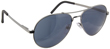 Vedalo Volare Medium Aviator - Gunmetal Frame with Smoke Lens