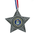 US Air Force Star Ornament