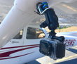 MyPilotPro Swivel GoPro Airplane Mount