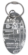 Genuine B-26 Maruader PlaneTag - Serial #40-1370