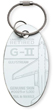 Genuine Gulfstream II PlaneTag - Tail # N930LS