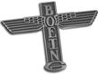 1930's Boeing Totem Pole Logo Pin