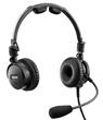 Telex Airman 8 ANR Pro Pilot Headset - Dual Plugs