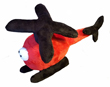 Helicopter Squeaky Toy for Dogs