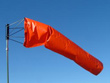 Airport Windsock - Orange