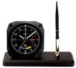 Classic VOR Desk Alarm Clock / Pen Set
