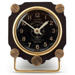 Altimeter Table Clock - Black