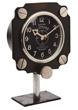 Altimeter Mantel Clock - Black
