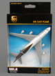 UPS Boeing 747 Die Cast Model