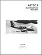1976-1981 Piper PA-23-250 F Aztec Pilots Information Manual (761-594)