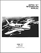 1970-1975 Piper PA23-250 Aztec E  Pilot's Information Manual (761-455)