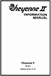 1980-1983 Piper PA-31T Cheyenne II Pilot's Information Manual (761-703)