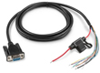 Garmin aera 760 Aviation Mount Cable - Bare Wires