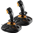 Thrustmaster T.16000M FCS Flight Stick - Two Pack