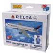 Delta Airlines Building Block Construction Toy