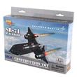 Lockheed SR-71 Blackbird Building Block Construction Toy
