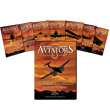 The Aviators TV: Season 1, 2, 3, 4, 5, 6, 7, and 8 DVD Bundle