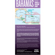 Color WAC Scale VFR Chart for the Bahamas