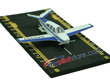 Beechcraft Bonanza Hot Wings Die-Cast Airplane