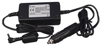 AEcreative USB Power Travel Charger Cable for Icom air-Band Radio transceiver IC-A25N IC-A25C IC-A25 IC-A24 IC-A23 IC-A6 IC-A5 IC-A4