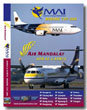 Air Mandalay 737-300 / ATR42 / ATR72 Cockpit Video (DVD)