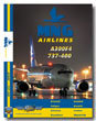 MNG Airlines A300F / B737-400 Cockpit Video (DVD)