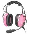 Pilot USA P-1151ACG Pilot Cadet Headset - Pink