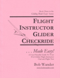 Glider Flight Instructor Checkride