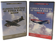 DVD: Famous Planes: Famous Fighters of World War II, Vol. 1 and Vol. 2 Twin-Pak