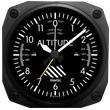 Altimeter Desk Model Alarm Clock