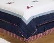 Aviator Full / Queen Sheet Bed Skirt