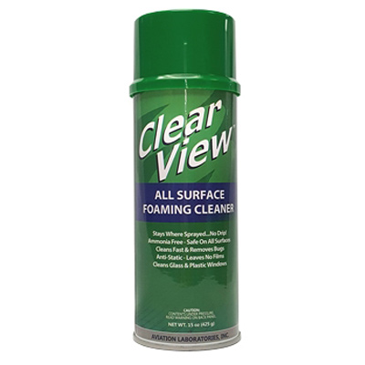 Clearview Plastic And Gl Cleaner Mypilot