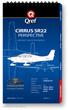 Cirrus SR22 Perspective Checklist Qref Book