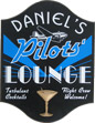 Pilots' Lounge Personalized Sign 18x14