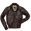 Cockpit Amelia Leather Flight Jacket