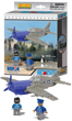 Best-Lock WWII Airplane Construction Set - 120 Pieces