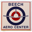 Beech Aero Center Magnet