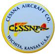 Cessna Aircraft Magnet