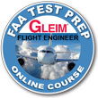 Gleim Flight Engineer Test Prep Online Software
