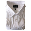 Van Heusen 100% Cotton Non-Iron Aviator Shirt - Men's Short Sleeve