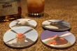 Classic Propellers Coaster Set
