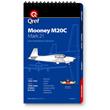 Mooney M20C Mark 21 Checklist Qref Book